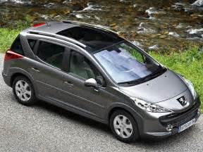 Peugeot Sw 207 Peugeot 207 Sw Outdoor Photos News Reviews Specs Car