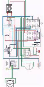 hydraulic press wiring diagram