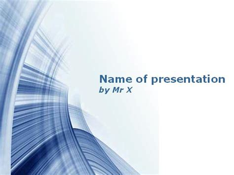 Powerpoint Vorlagen Blau Blau Aussaugheber Powerpoint Vorlage Power Point Vorlagen De