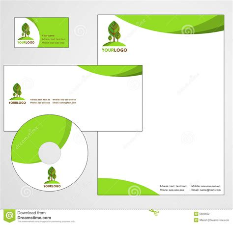 free vector layout templates letterhead template design vector stock vector