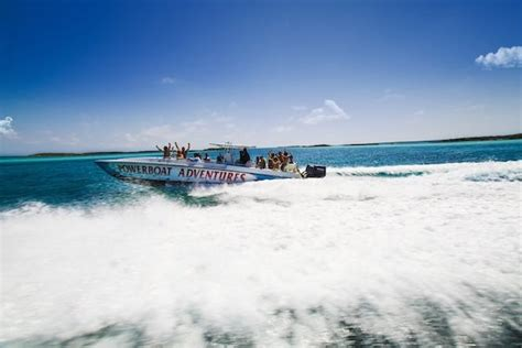 speed boat nassau bahamas hit the open water with powerboat adventures