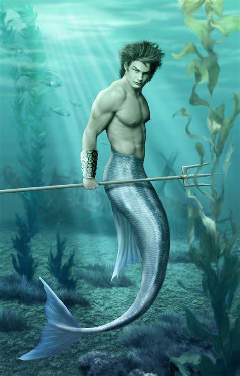 Selimut Mermaid Murah Gratis Nam merman by ravenscar45 on deviantart