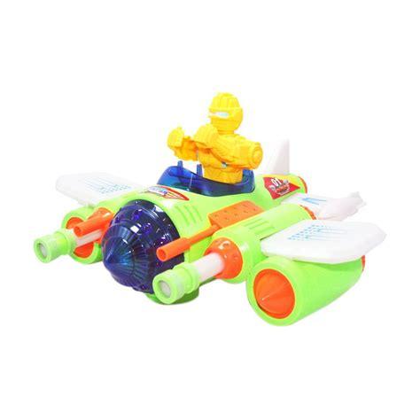 Mainan Anak Laki Laki Peralatan Tukang Mobil Bongkar Pasang Terbaru mainan pesawat robot mainan oliv