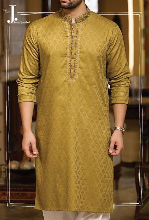 junaid jamshed nikkah dress kurta salwar collection men