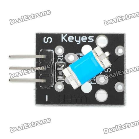 Keyes Tilt Switch Sensor Module For Arduino Keyes Tilt Switch Sensor Module For Arduino Works With