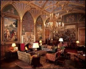 Pink Victorian Bedroom - balmoral castle interior photos