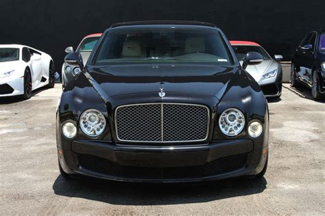 bentley mulsanne black rent a bentley mulsanne in miami carbon exotic rentals