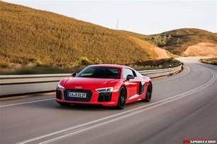 How To Get An Audi R8 2016 Audi R8 V10 Plus Review Gtspirit