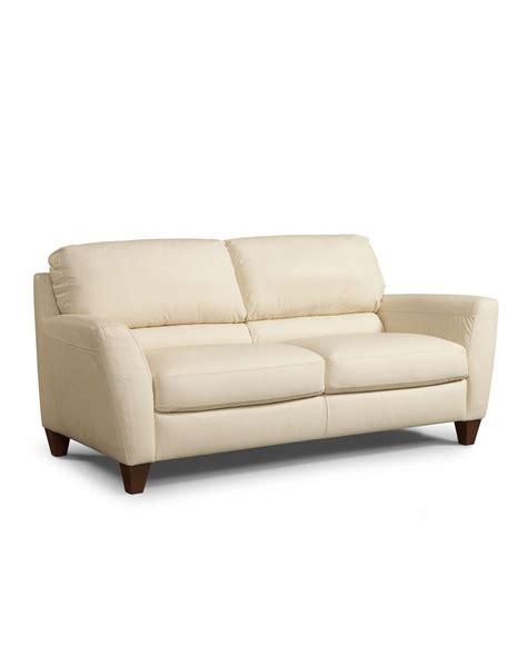 almafi leather sofa couches sofas furniture macy