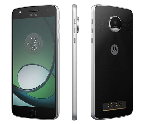 Moto Z Motorola Moto Z Moto Z Play With Moto Mods Launched In