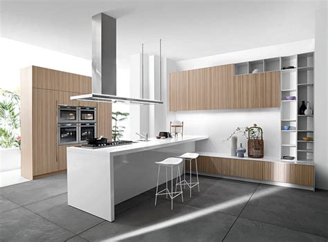 new kitchen idea the code snaidero s new kitchen design