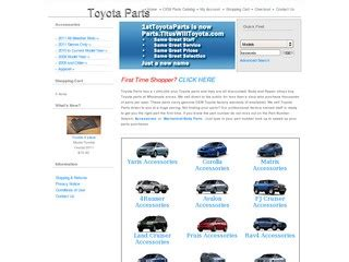 Toyota Accessories Store 1st Toyota Parts Accessories 3 5 By 2
