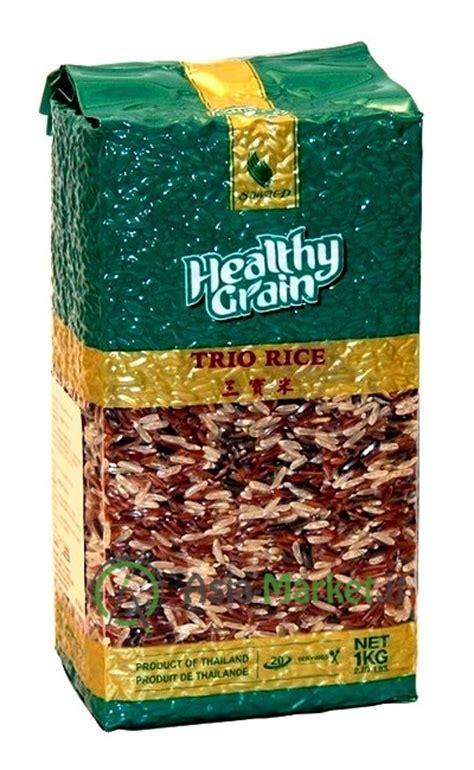 Tas Modipla Poshbag Brown Yama mix di riso thai integrale rosso e glutinoso nero sawat