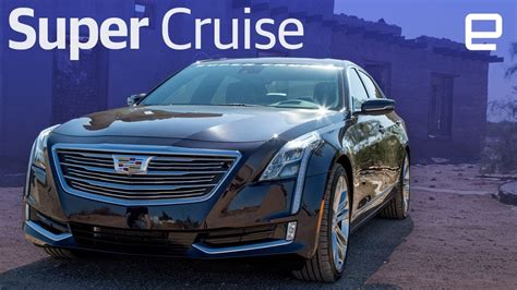 cadillac supercruise 2018 cadillac ct6 with cruise on 183 techcheckdaily