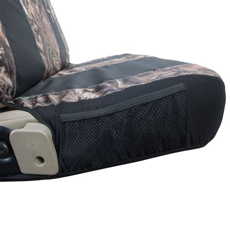 browning bench seat covers browning mid size bench seat cover mossy oak break up