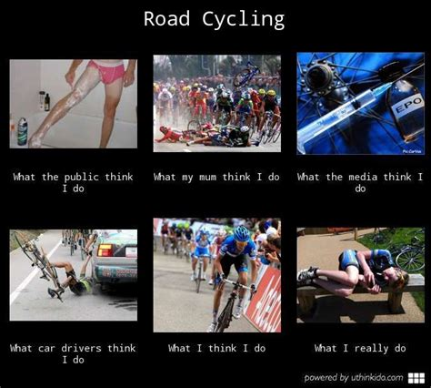 Cycling Memes - bike humour cycling meme voor philine pinterest