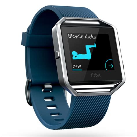 Smartwatch Fitbit Fitbit Launches Fitness Focussed Blaze Smartwatch At Ces 2016 Decor10