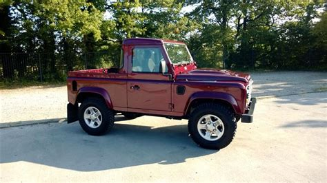 classic land rover defender 90 td up 2015 for sale