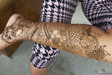 henna leg tattoo henna tattoos designs ideas and meaning tattoos for you