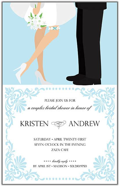 couples bridal shower invitations templates happy bridal shower invitations wedding shower