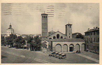 ufficio postale cordusio era nel 1900