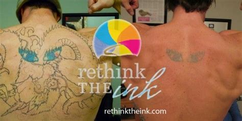ink bomb tattoo removal top 20 ideas about before and after photos on