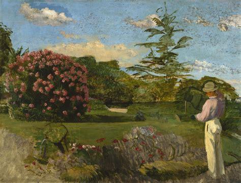 the little gardener frederic bazille the little gardener 1866 museum