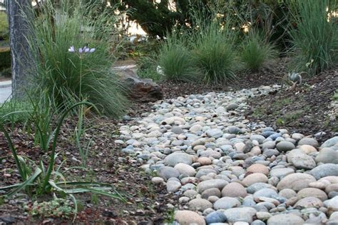 dry creek beds dry creek bed gardens the owner builder network