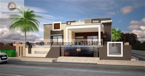 customize my house single floor house elevation design front elevation