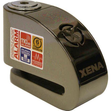 Jual Xena Alarm Disc Lock xena xr1 motorcycle disc lock alarm clearance