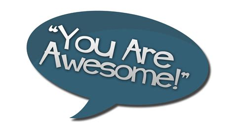 You Are you are awesome series lakeside student