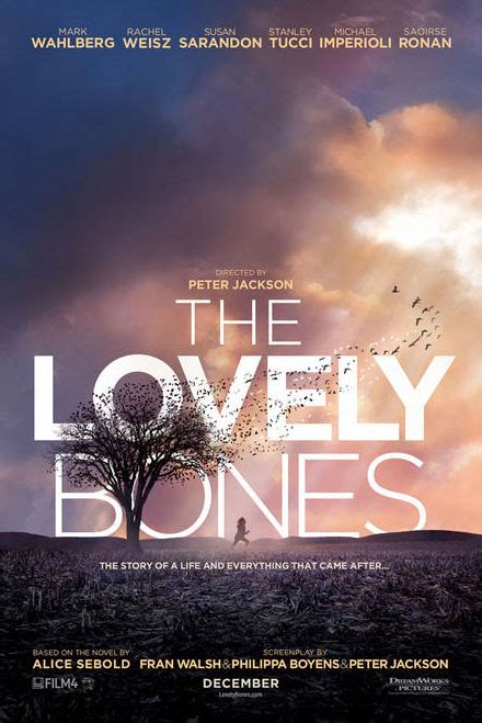 is lovelier books review the lovely bones
