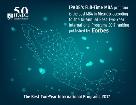 2017 Best International One Year Mba Programs Ranking by Ipade Ranked Among The Top Ten International Mba Programs