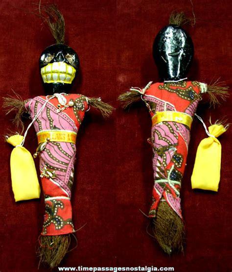 black doll black magic new orleans louisiana black magic voo doo doll tpnc