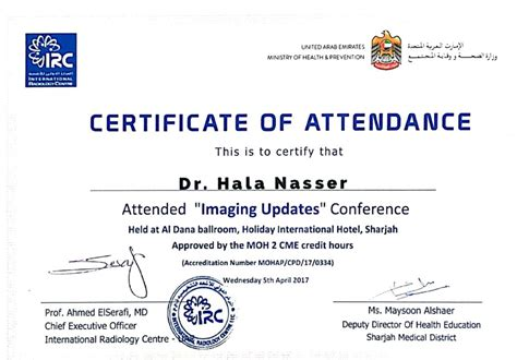 conference certificate of attendance template resume responsibilities sle certification letter of