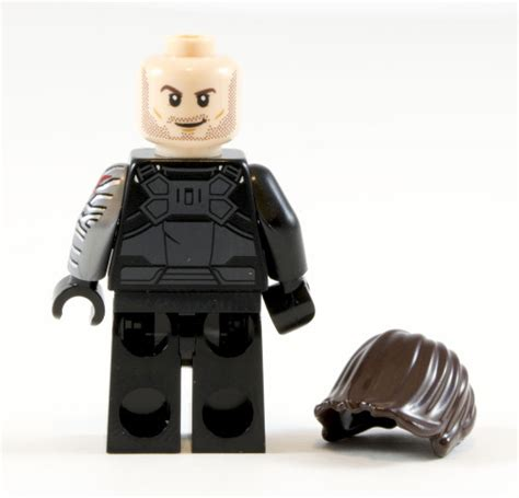 Lego Brick Decool Civil War Winter Soldier Minifigure Baru Lego lego wars forum from bricks to bothans view topic review 76047 black panther pursuit