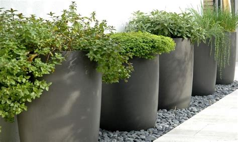 vasi in resina da esterno fioriere in resina fioriere tipi di fioriere in resina