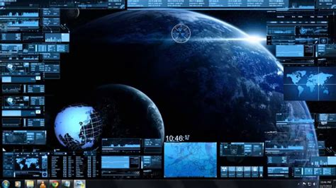 themes for windows 7 awesome cool theme for windows 7 youtube