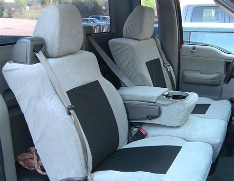 2008 ford f150 seat cover 2004 2008 ford f150 xlt front and back custom fit seat