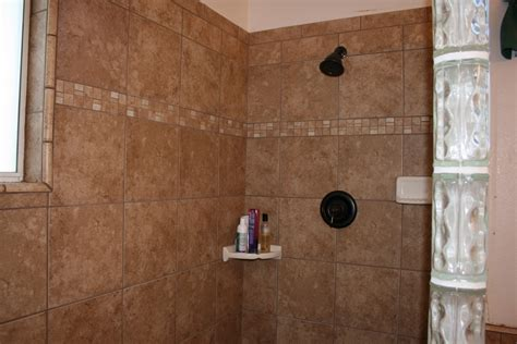 doorless shower bathroom ideas pinterest