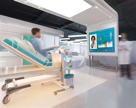 Futuristic Homes Interior by Peek Into The Future Of Hospitals Smart Design