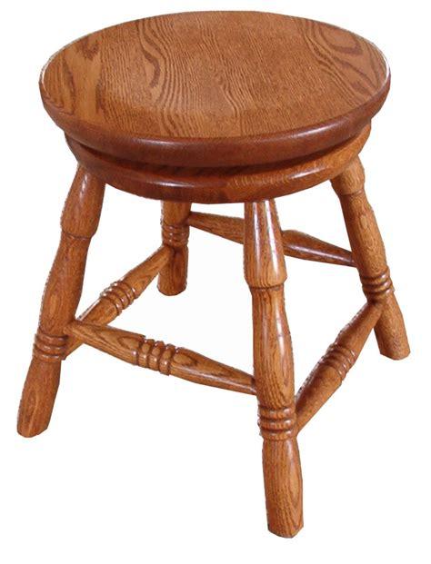 swivel top bar stools reproduction classic round swivel top piano stool usa amish