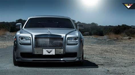 roll royce vorsteiner 2014 vorsteiner rolls royce ghost silver wallpaper hd