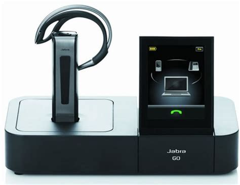 Jabra Cell Phone Station by Jabra Unveils New Range Of Bluetooth Headsets