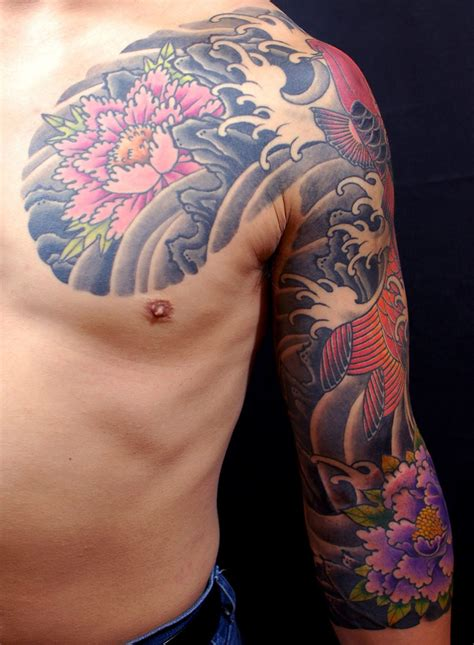 chest tattoo care chest japanese tattoo slave to the needle