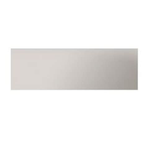 everbilt 12 in x 24 in 26 zinc plated sheet metal