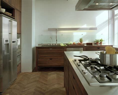 Danish Design Kitchen by Indelibly Green Danish Kitchen Designs Hit New York