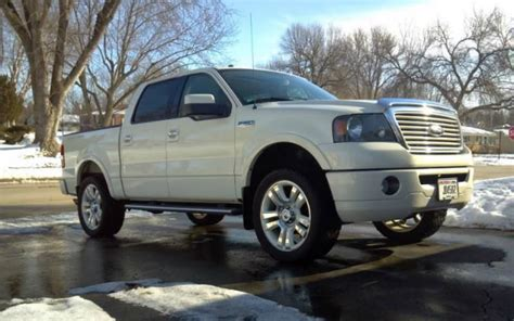 2008 ford f150 limited my ride a 2008 ford f 150 supercrew limited f150online