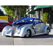 1937 Ford OZE Coupe  JJ Rods