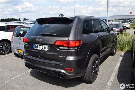 srt jeep 08 jeep grand srt 8 2017 9 august 2017 autogespot